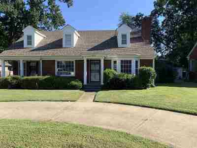 Shelby County Single Family Home For Sale: 3424 Walnut Grove