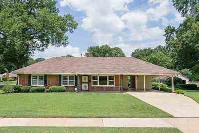 Shelby County Single Family Home Contingent: 4722 Sequoia