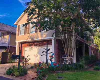 Memphis Single Family Home For Sale: 1098 River Isle