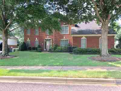 Collierville Single Family Home For Sale: 1846 Lonhill