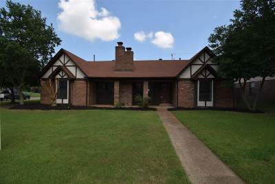 Bartlett Single Family Home Contingent: 6034 Bartley