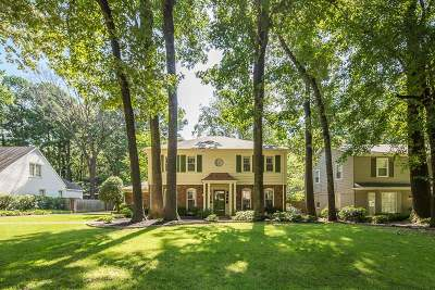 Memphis Single Family Home For Sale: 2360 Holly Grove