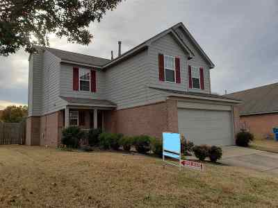 Arlington Single Family Home For Sale: 4953 Bending