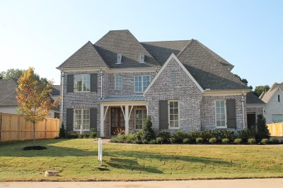 Collierville Single Family Home For Sale: 12431 Zapata