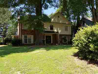 Memphis Single Family Home For Sale: 2685 Tangbourne
