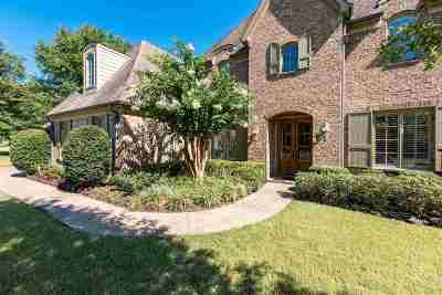Collierville Single Family Home For Sale: 1253 Brayridge