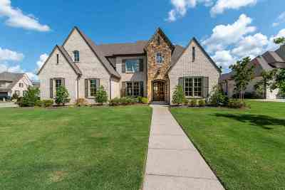 Collierville Single Family Home For Sale: 1698 Preakness Run