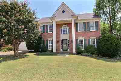 Collierville Single Family Home For Sale: 583 Merriweather