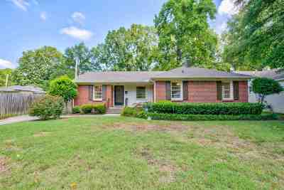 Shelby County Single Family Home Contingent: 4938 Lynbar