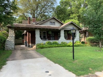 Single Family Home Contingent: 1803 Tutwiler
