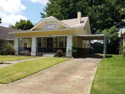 Single Family Home For Sale: 469 Garland