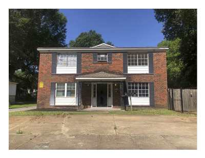 Memphis Multi Family Home For Sale: 1587 Cherry