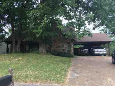 Memphis TN Single Family Home For Sale: $119,900