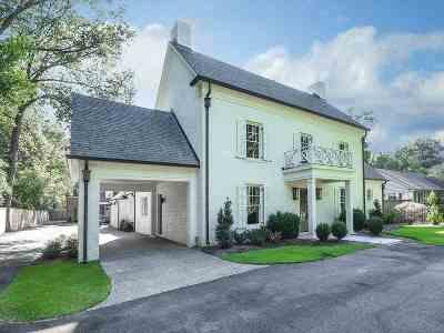 Memphis Single Family Home For Sale: 496 Goodlett