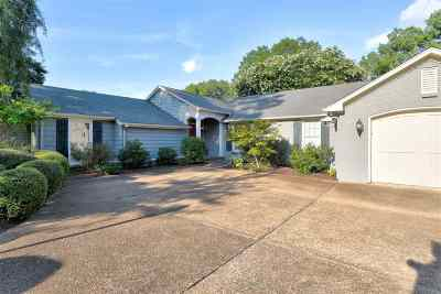 Memphis Single Family Home For Sale: 268 St Andrews