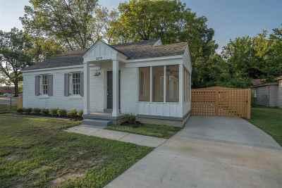 Memphis Single Family Home For Sale: 3872 Spottswood
