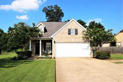 Arlington Single Family Home Contingent: 12138 Longleaf Oak