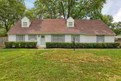 Germantown TN Single Family Home For Sale: $324,900