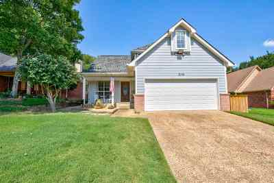 Lakeland Single Family Home Contingent: 3098 Brandon Way