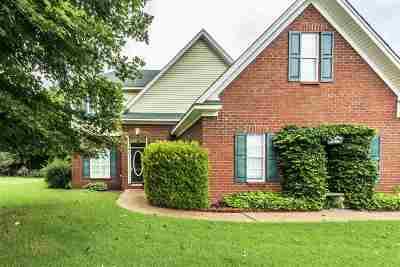 Munford Single Family Home For Sale: 418 Gretna Green