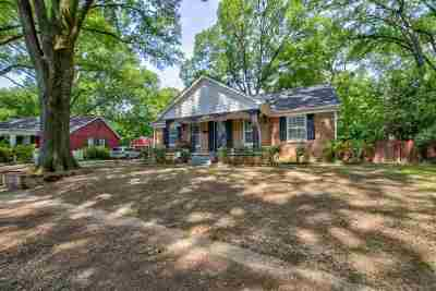 Memphis Single Family Home For Sale: 1017 W Perkins