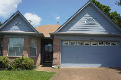 Memphis Single Family Home For Sale: 9040 Pepper Hollow