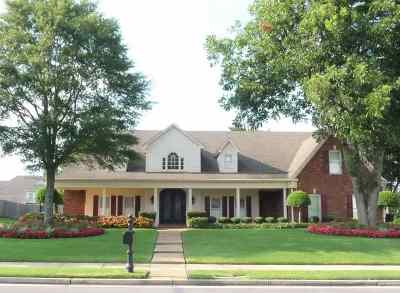 Collierville Single Family Home For Sale: 524 Tribal Woods
