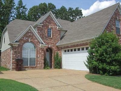 Collierville Rental For Rent: 9296 N Fairmont