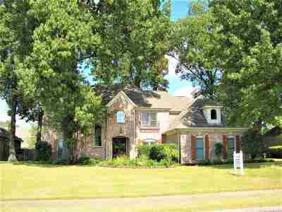Collierville Single Family Home For Sale: 438 E Tuscumbia