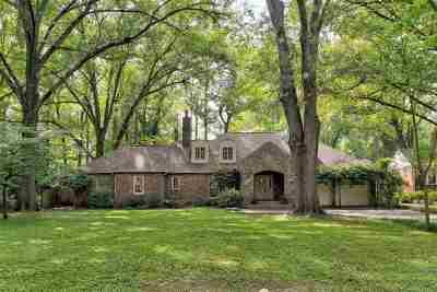 Memphis Single Family Home For Sale: 381 Grandview