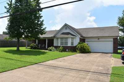 Munford Single Family Home For Sale: 167 Park