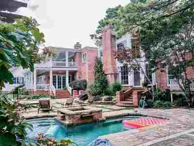 Memphis Single Family Home For Sale: 8789 Club Lake