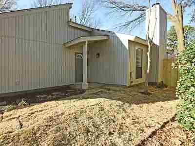 Memphis Single Family Home For Sale: 8296 Shallow Glen