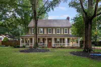 Germantown Single Family Home Contingent: 8845 Aldershot