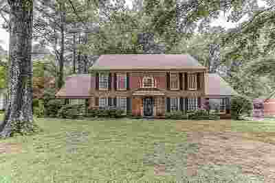 Germantown TN Single Family Home For Sale: $415,000