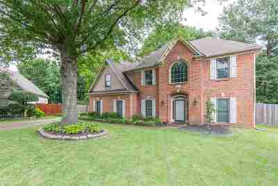 Germantown Single Family Home For Sale: 3254 Buck Ram