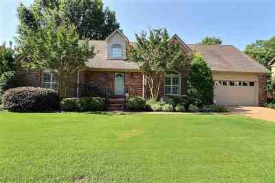 Collierville Single Family Home Contingent: 433 Pine Grove