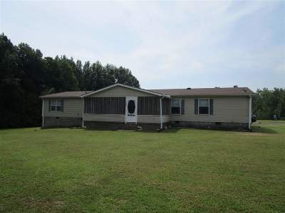 Gates Single Family Home For Sale: 1101 Floyd Akin