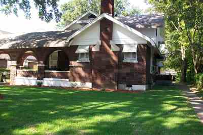 Memphis Single Family Home For Sale: 1920 Nelson