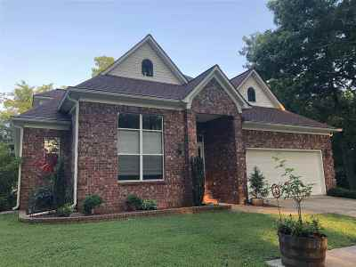 Tipton County Single Family Home For Sale: 278 Meadowland