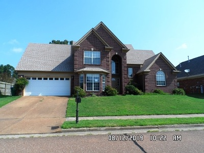 Arlington Single Family Home Contingent: 11168 Arlington Trace