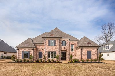 Collierville Single Family Home For Sale: 1203 Monroe Hill