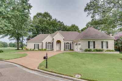 Collierville Single Family Home Contingent: 2683 Burton Briar