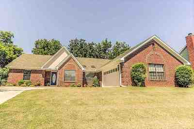 Collierville Single Family Home For Sale: 227 Fletcher