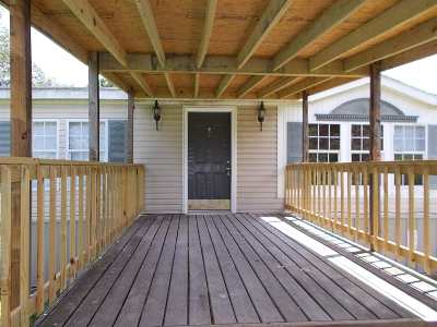 Brighton Single Family Home For Sale: 5405 Old Memphis