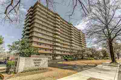 Single Family Home For Sale: 1960 N Parkway #407