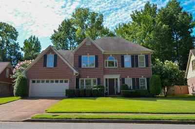 Memphis Single Family Home For Sale: 8809 Dewberry
