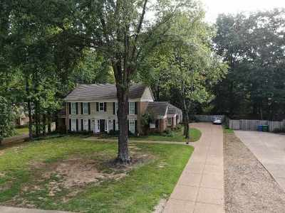 Germantown Single Family Home For Sale: 2622 Holly Spring