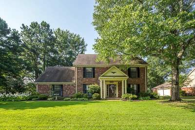 Germantown TN Single Family Home For Sale: $329,900