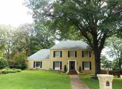 Germantown TN Single Family Home For Sale: $329,000